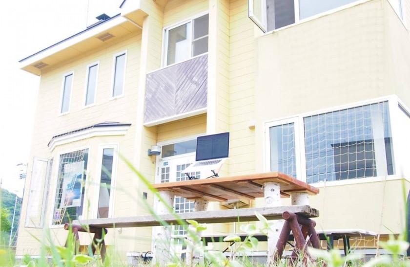 暮らしかた冒険家は「札幌国際芸術祭」で暮らしを出品中。 http://www.sapporo-internationalartfestival.jp/